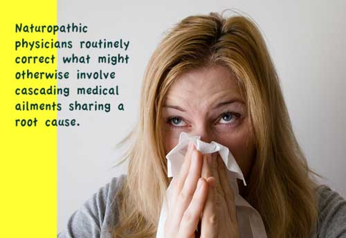 Naturopathic Tratment of Allergies